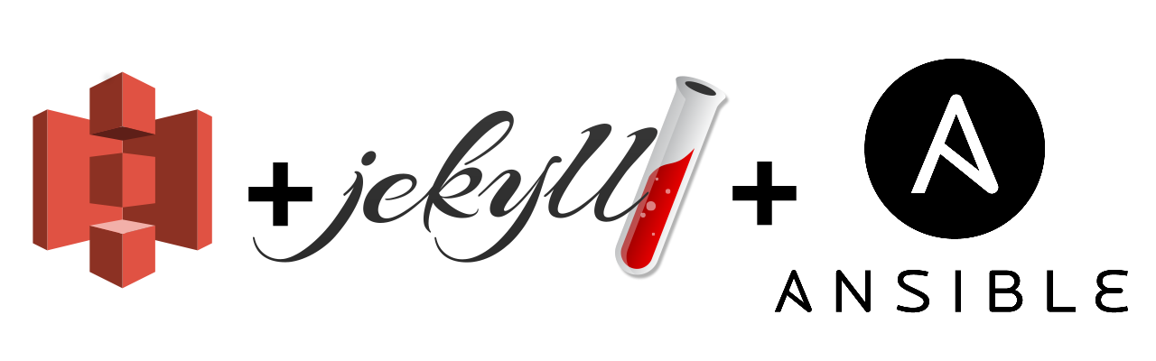 AWS S3 hosted blog using Jekyll and Ansible // Dmitri Lerko